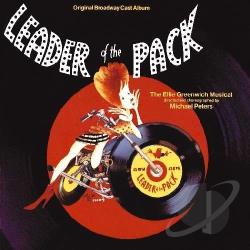 Original Broadway Cast - Leader Of The Pack (Ocr) CD Cover Art