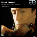 Paganini / Papavrami - Paganini: 24 Caprices CD Cover Art