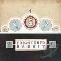 Frightened Rabbit - Winter of Mixed Drinks CD Cover Art
