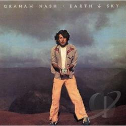 Nash, Graham - Earth & Sky CD Cover Art
