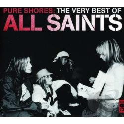 All Saints - Pure Shores: Very Best Of CD Cover Art