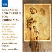 Lullabies & Carols For Christmas - Lullabies & Carols for Christmas CD Cover Art