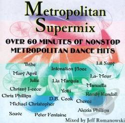 Supermix, Vol. 1 CD Cover Art