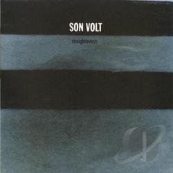 Son Volt - Straightaways CD Cover Art