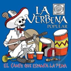 La Verbena Popular - El Canto Que Espanta La Pena CD Cover Art
