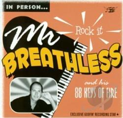 Mr. Breathless - Rock It CD Cover Art