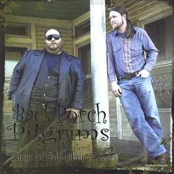 Back Porch Pilgrims - Kings of Cannelburg Road CD Cover Art