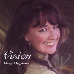 Johnson, Penny Buhr - Vision CD Cover Art