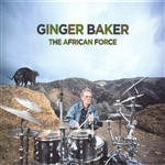 Baker, Ginger - No Material CD Cover Art