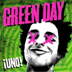 Green Day - Uno! CD Cover Art