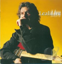 Leali, Fausto - Lealilive CD Cover Art