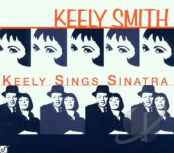 Smith, Keely - Keely Sings Sinatra CD Cover Art