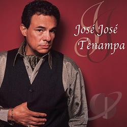 Jose Jose - Tenampa CD Cover Art