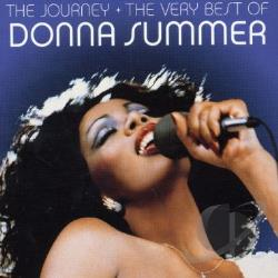 Summer, Donna - Journey: The Very Best of Donna Summer CD Cover Art