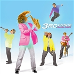 3rd Force - Driving Force CD Cover Art