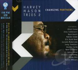 Mason, Harvey - Changing Partners CD Cover Art