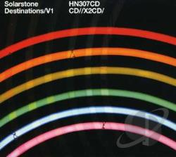Solarstone: Destinations 1 - Solarstone: Destinations 1 CD Cover Art