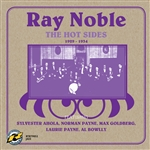 Noble, Ray - Hot Sides 1929-1934 CD Cover Art