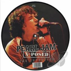 Pearl Jam - X-Posed-Interview LP Cover Art