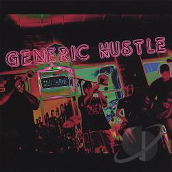 Generic Hustle CD Cover Art