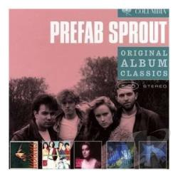 Prefab Sprout - Original Album Classics CD Cover Art