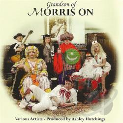 Hutchings, Ashley - Grandson of Morris On CD Cover Art
