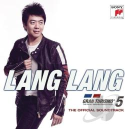 Lang Lang - Gran Turismo 5: The Official Soundtrack CD Cover Art
