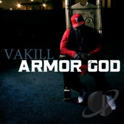 Vakill - Armor of God CD Cover Art