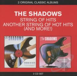 Shadows - Classic Albums CD Cover Art