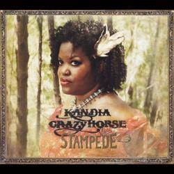 Kandia Crazy Horse - Stampede CD Cover Art