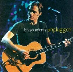 Adams, Bryan - Unplugged CD Cover Art