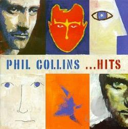 Collins, Phil - ...Hits CD Cover Art
