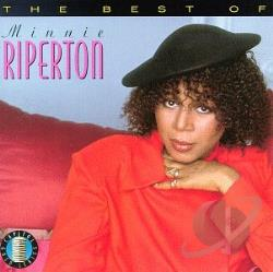 Riperton, Minnie - Capitol Gold: The Best of Minnie Riperton CD Cover Art
