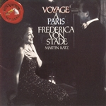 Katz / Von Stade - Voyage a Paris CD Cover Art