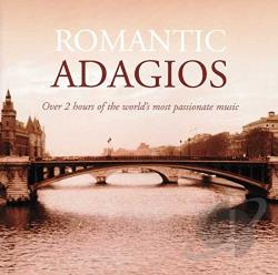 Romantic Adagios CD Cover Art
