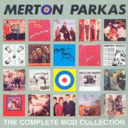 Merton Parkas - Complete Mod Collection CD Cover Art