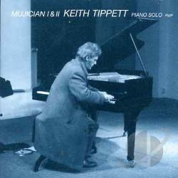 Tippett, Keith - Mujician I & II CD Cover Art