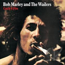 Marley, Bob / Marley, Bob & The Wailers - Catch a Fire CD Cover Art