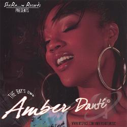 Danta, Amber - Amber Danta CD Cover Art