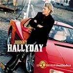 Hallyday, Johnny - Les 50 Plus Belles Ballades CD Cover Art