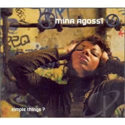 Agossi, Mina - Simple Things CD Cover Art