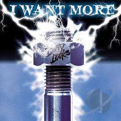 Dirty Looks - I Want More CD Cover Art
