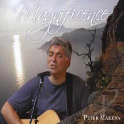 Peter - Magnificence CD Cover Art