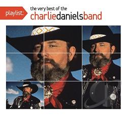 Charlie Daniels Band - Playlist: The Very Best of the Charlie Daniels Band CD Cover Art