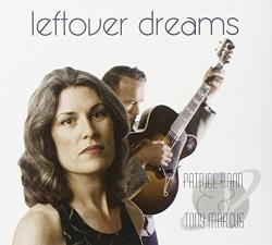 Patrice Haan & Tony Marcus - Leftover Dreams CD Cover Art