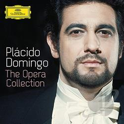 Domingo, Placido - Placido Domingo: The Opera Collection CD Cover Art