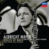Mayer, Albrecht - Voices Of Bach DB Cover Art