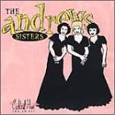 Andrews Sisters - Cocktail Hour CD Cover Art