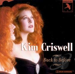 Criswell, Kim - Back to Before CD Cover Art