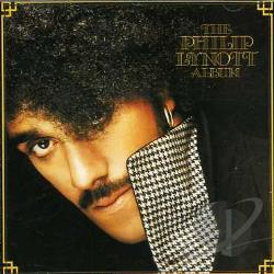 Lynott, Phil - Philip Lynott Album CD Cover Art